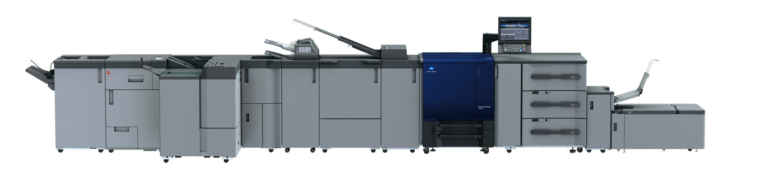 Profesionālais printeris Konica Minolta accurio press c3080p