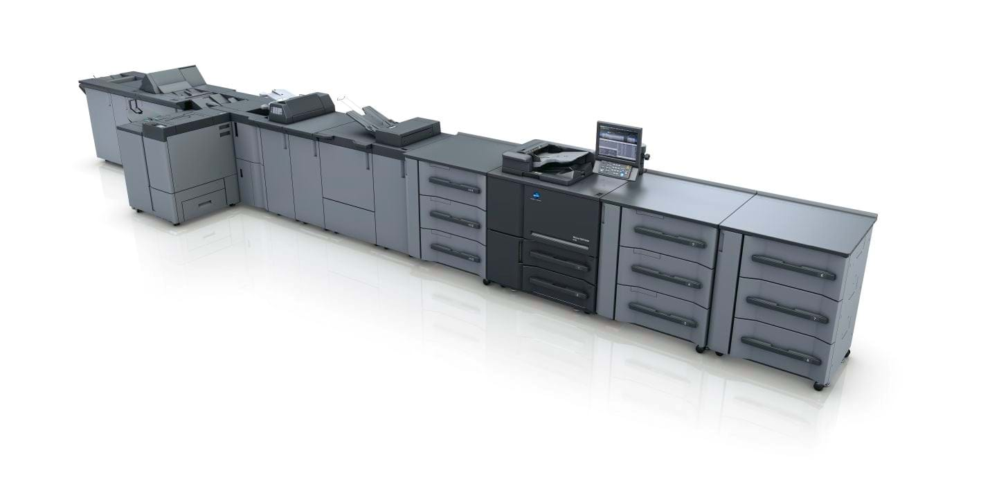 Profesionālais printeris Konica Minolta accurio press 6120